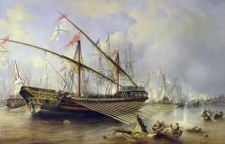 Гренгамское морское сражение (сражение у острова Гренгам)