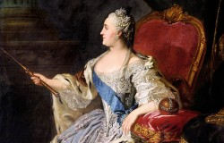 Екатерина II Алексеевна Великая. Биография