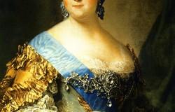 Елизавета Петровна. Биография