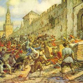 Соляной бунт в Москве, Эрнест Лисснер
