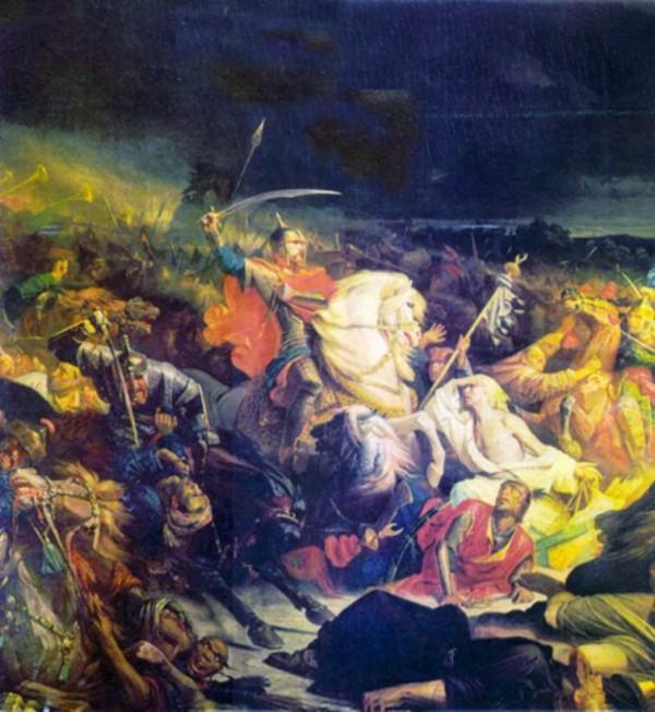 Куликовская битва, A. Yvon