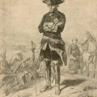 Фридрих после битвы при Кунерсдорфе, Теодор Ретвиш