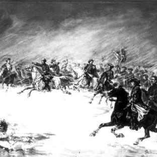 Битва под Нарвой, Густав Анкаркрона