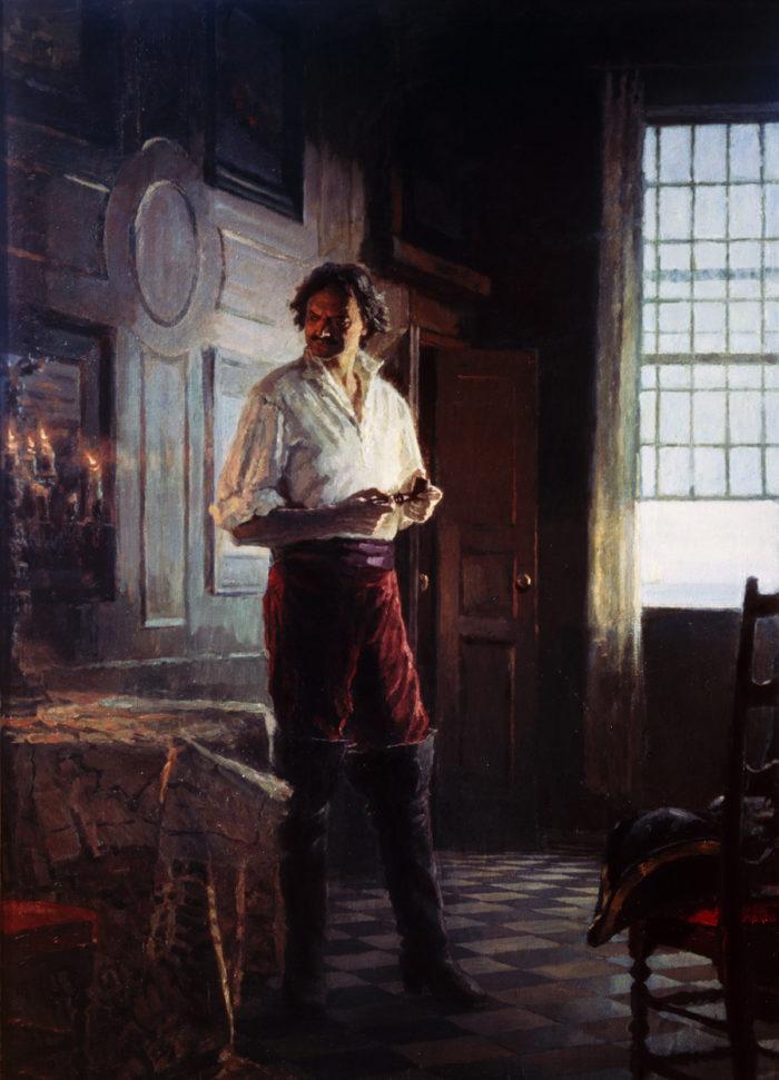 Петр Великий, Сергей Алексеевич Кириллов
