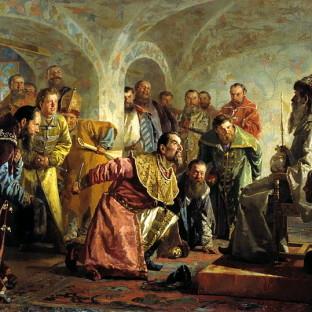 Опричники, Николай Васильевич Неврев
