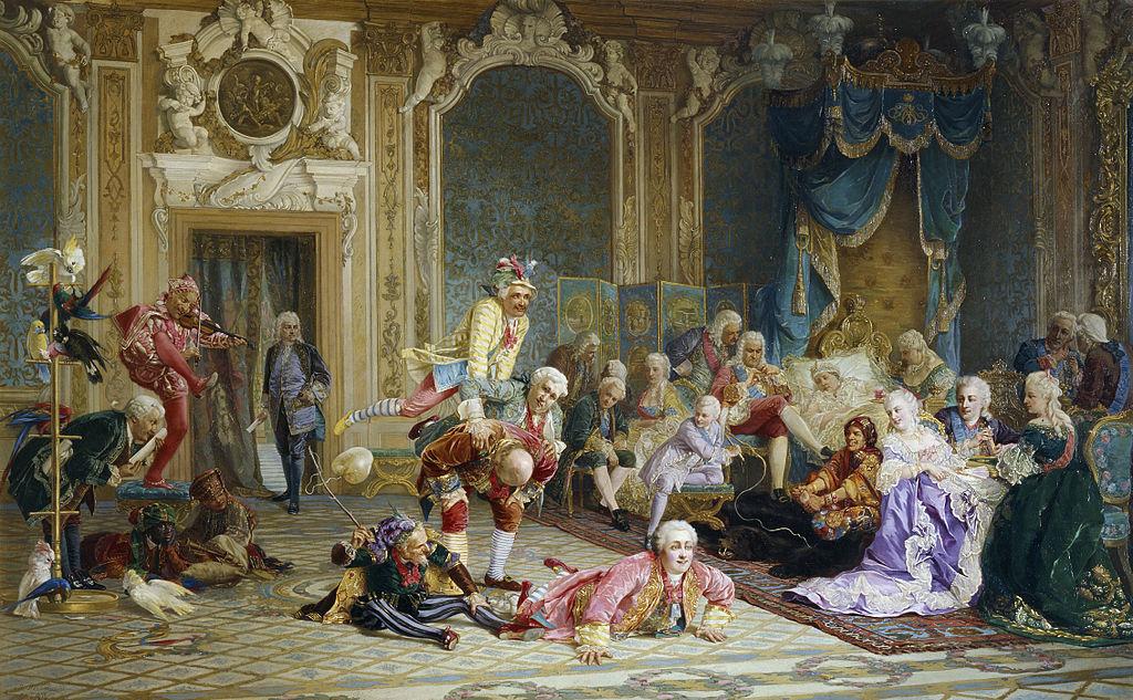 Шуты при дворе императрицы Анны Иоанновны, Валерий Иванович Якоби