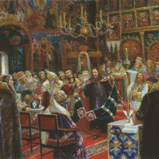 Суд над патриархом Никоном, Сергей Дмитриевич Милорадович