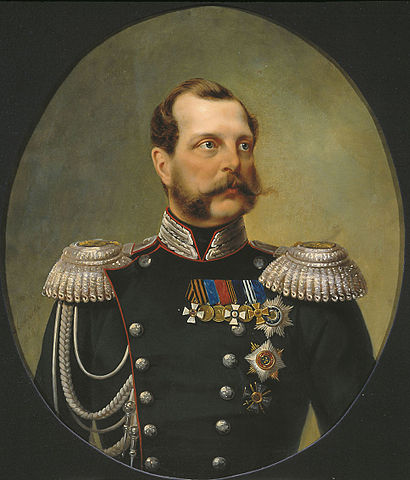 Император Александр II Освободитель, Николай Александрович Лавров