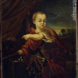 Портрет Ивана VI Антоновича, автор неизвестен