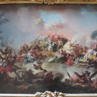 Апофеоз царствования Екатерины Великой, Грегорио Гульельми