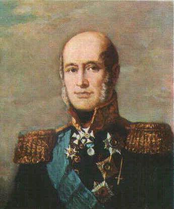 Фельдмаршал Барклай-де-Толли, Джордж Доу