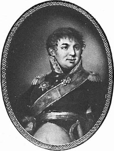 Князь Михаил Илларионович Кутузов-Смоленский, автор неизвестен