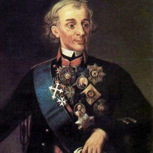 Александр Васильевич Суворов, автор неизвестен