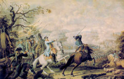 Сражение при Кагуле, Даниэль Ходовецкий