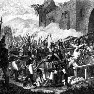 Лобозицкая битва, автор неизвестен