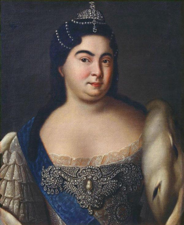 Екатерина I, автор неизвестен