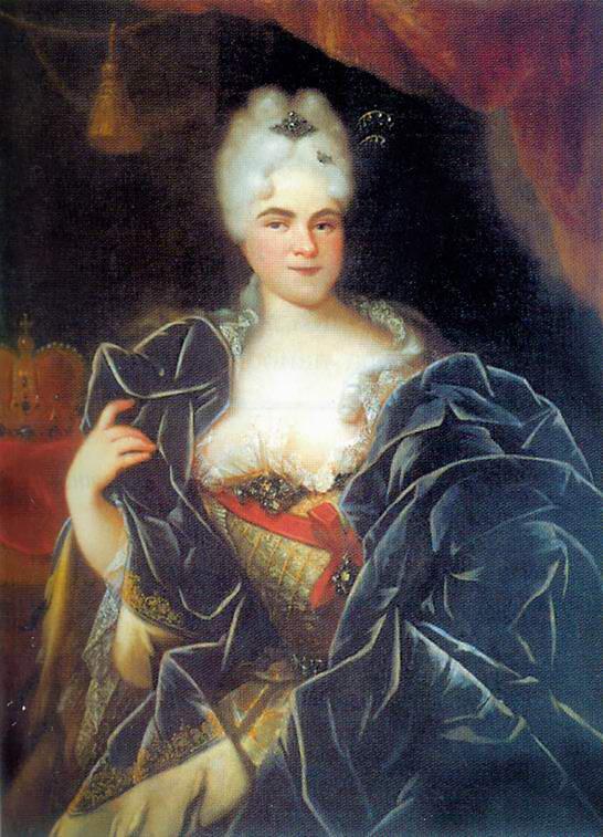 Екатерина I, Иван Никитич Никитин