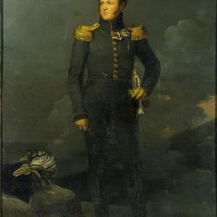 Александр I, Франсуа Жерар