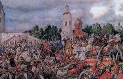 Соляной бунт, Николай Некрасов