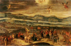 Капитуляция Михаила Шеина под Смоленском в 1634 году, Кристиан Мелих