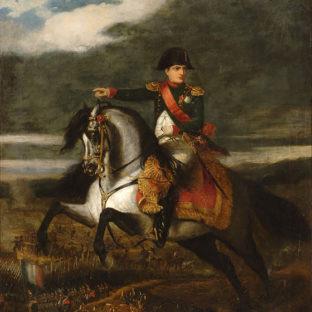 Наполеон верхом, Альфред д'Орсэ