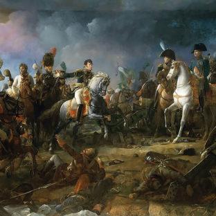Битва при Аустерлице, Франсуа Паскаль Симон Жерар