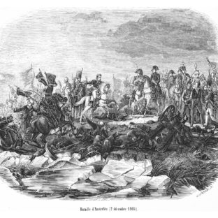 Битва под Аустерлицем, Иоганн Генрих Шницлер