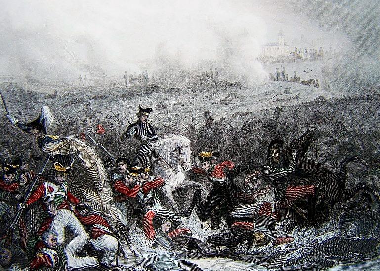 Битва при Аустерлице, Томас Кэмпбелл