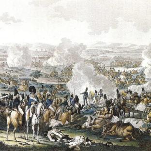 Битва при Ваграме, Фредерик Нуле