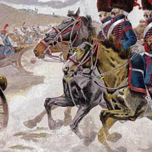 Французская гвардейская конная артиллерия, Жак Онфруа де Бревиль