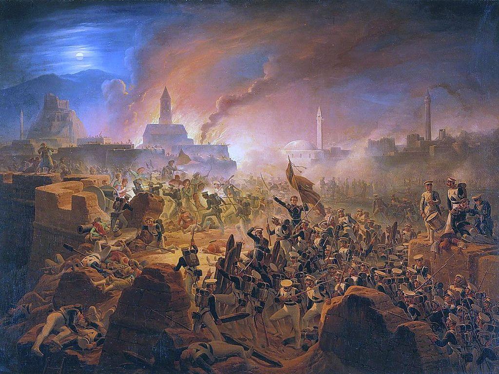 Штурм крепости Ахалцых 15 августа 1828 года, Януарий Суходольский