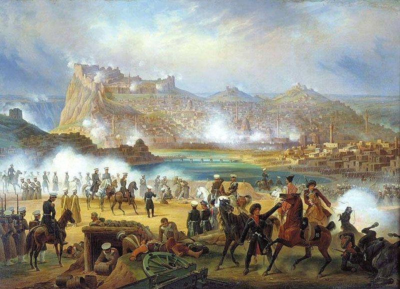 Штурм крепости Карс 23 июня 1828 года, Януарий Суходольский
