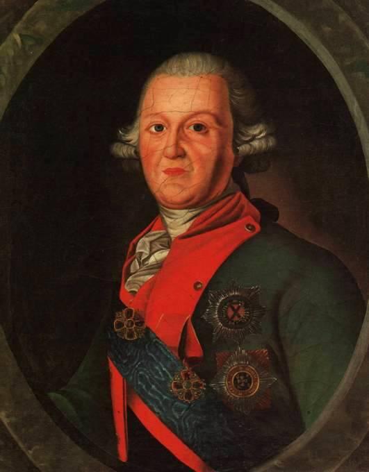 Петр Дмитриевич Еропкин, автор неизвестен