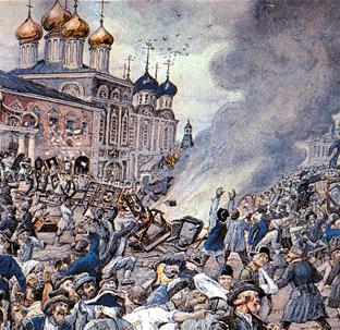 Чумной бунт, Эрнест Лисснер