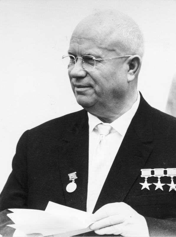 Никита Сергеевич Хрущев, Юнге Хайнц