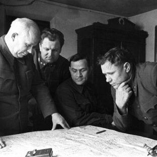 Члены Военного совета Сталинградского фронта, Олег Кнорринг