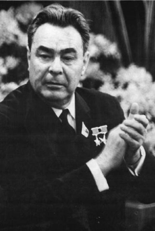 Леонид Ильич Брежнев, Ульрих Колс