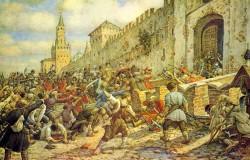 Соляной бунт (Московское восстание): причины, основные события, итоги