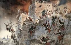Штурм крепости Измаил