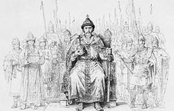 Великий Князь Всеволод III Юрьевич, Василий Петрович Верещагин