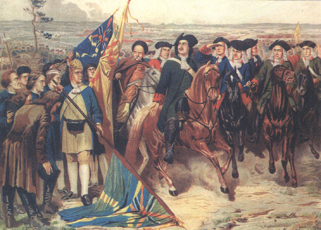Капитуляция шведской армии, Алексей Кившенко