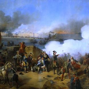 Штурм крепости Нотебург, Александр Евстафиевич Коцебу