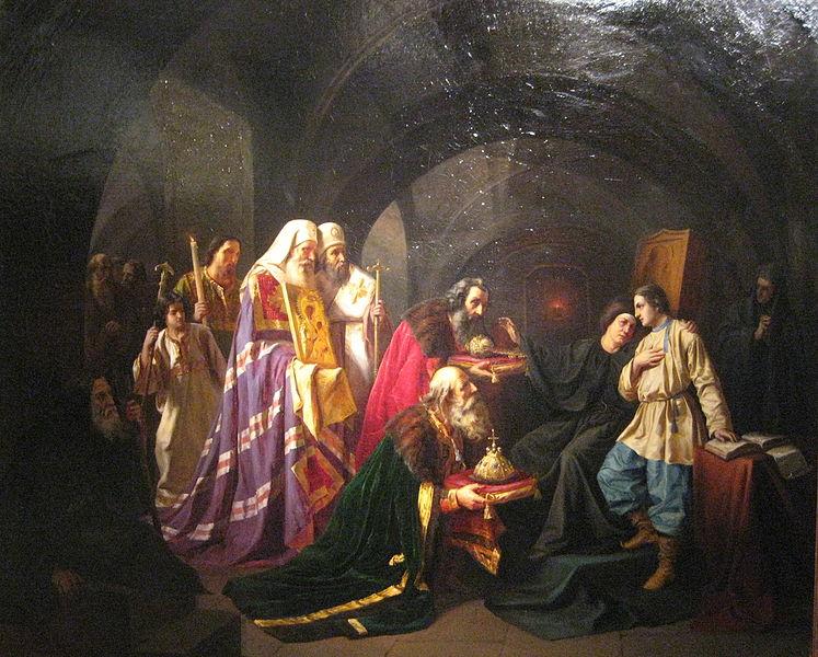 Призвание Михаила Федоровича на царство, Н. С. Шустов