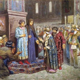 Избрание Михаила Федоровича Романова на царство, Алексей Данилович Кившенко