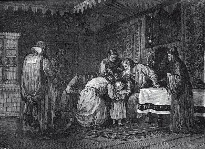 Смерть Владимира Мономаха 19 мая 1125 года, Александр Ефимович Земцов