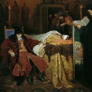 Иоанн Грозный у тела убитого им сына, Вячеслав Григорьевич Шварц