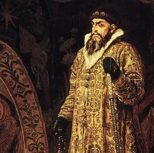 Царь Иван Васильевич Грозный, Виктор Михайлович Васнецов
