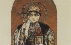 Княгиня Ольга, Виктор Михайлович Васнецов