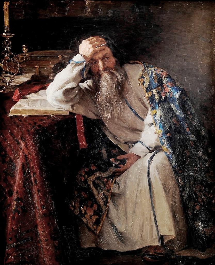 Иван Грозный, Клавдий Васильевич Лебедев