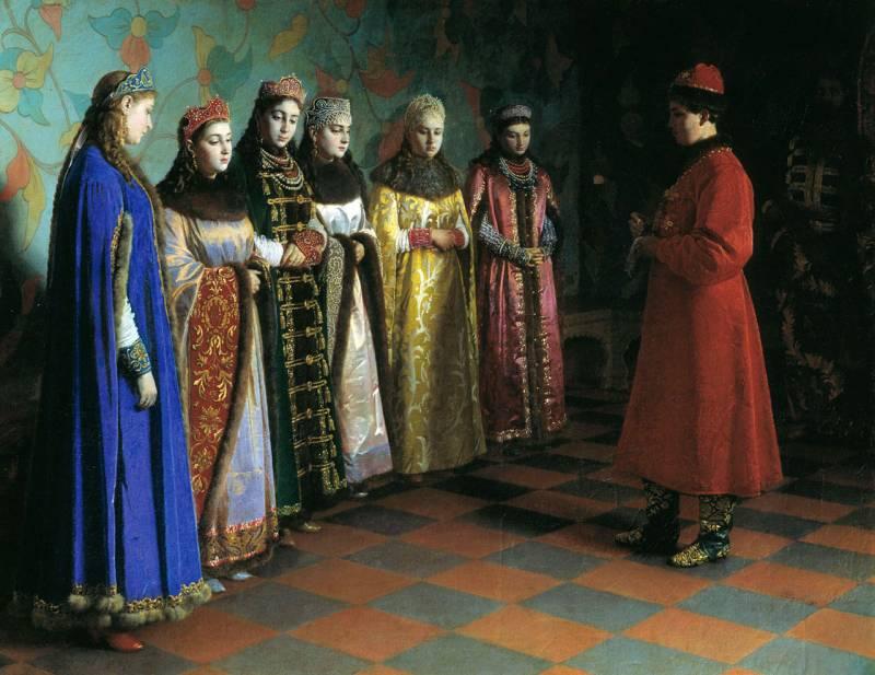 Выбор невесты царем Алексеем Михайловичем, Григорий Семенович Седов